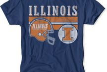 Illinois Illini  / by Tailgate