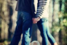 Wedding-Engagement pictures / by Emily Blakeman
