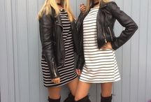 Lisa and Lena fashion