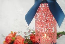 wedding table piece
