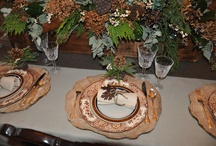 Tablescapes / by Serendipity Refined .