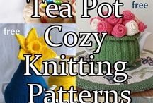 Knitting - home accessories