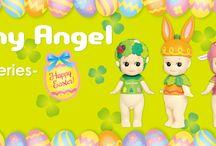 Sonny Angel Paques 2017 / 4 nouvelles figurines à collectionner ! http://www.mamanfaitsescourses.com/sonny-angel-159-1.html