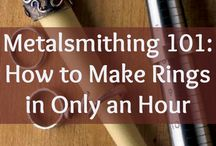silver smithing