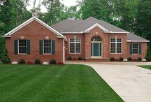 The Alexandria Ranch / Visit http://waynehomes.com/plan/alexandria to learn more about our Alexandria floorplan. / by Wayne Homes