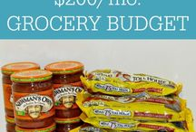 Grocery budgeting tips