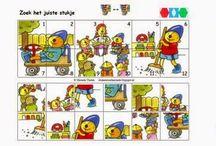 mini loco kaarten