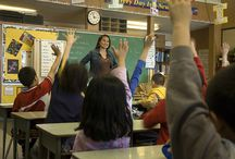 In the Classroom / by Amy Rummerfield