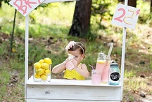 Lemonade Stand Mini Session