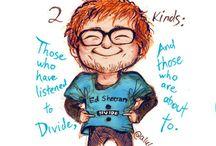 Funny ed Sheeran things