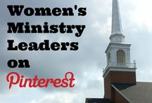 Women's Fellowship Fun / by Elizabeth Arterburn