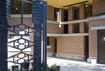 Architects / Frank Lloyd Wright