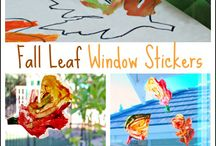 Skole/ barnehage høst forming / Aktiviteter / forming man kan gjøre på høsten