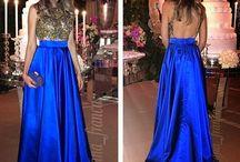 vestidos grado