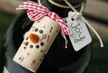 Wine corks crafts