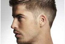 Mens haircuts (classic and trendy)