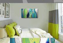 Bright and Bold Artwork