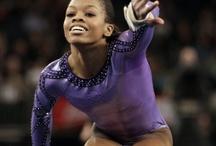 gymnastics  / by Sydney Lay