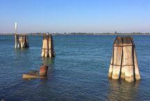 Punta Sabbioni / Going to Venice