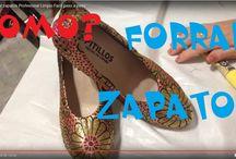 zapatos reciclar