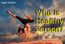 Yoga Holism / Yoga for health, fitness and daily life.