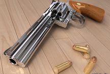 Weaponry.