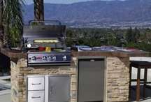 Outdoor Kitchen Plans / by Katrina Elise