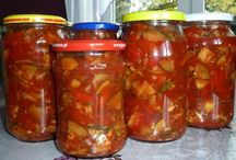 Sos pomidorowy z warzywami