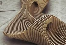 CNC Art/Furniture