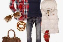 Fall Wardrobe / by Cindi Willette-Edwards