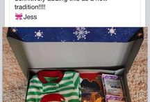 Christmas traditions / Ideas for Christmas even traditions for the family