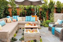 Pretty Patios and Porches