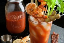 Bottoms Up!  Bloody Mary / by Wanda Parsons