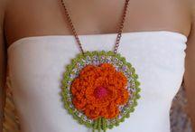 Mis joyas  en crochet / by Blanca Cano