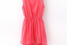 Sommer kjoler