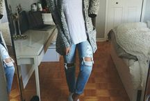 Podzimní oblečení