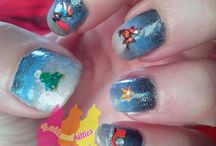 Nails and Kitties / We have colourful nail polishes and always fresh kitties!