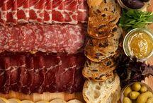 Food boards / antipasto