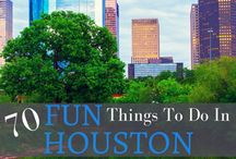 Having fun in Houston Texas / Fun things to do with kids in Houston Texas. Great for traveling families or families looking to go on a Houston Staycation!