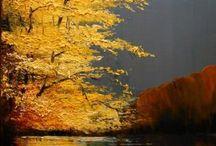 autumn in art