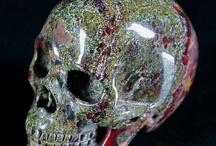 kristály koponyák