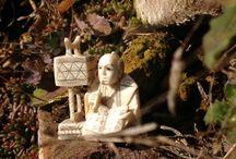Unbedingt kaufen / Netsuke hand carved old Japan signed