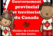 Social Studies - The Canadian Government