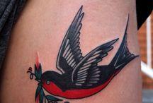 Tattoos..... / by Emma Holmes