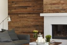 wooden wall project