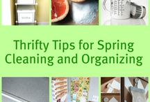 cleaning tips / by Becky Guth