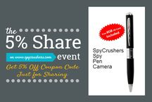 SpyCrushers Sales, Discounts & Special Offers / Here you'll find latest SpyCrushers sales, discounts and special offers.