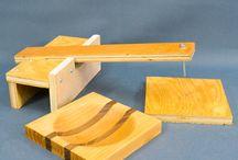 木工加工方法