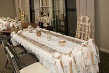 Dreamy Wedding Linens