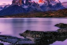 tablero paisajes